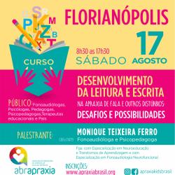 Detalhes do eventos Desenvolvimento da Leitura e Escrita - Desafios e Possibilidades - FLORIANÓPOLIS - 17 de agosto