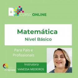 Detalhes do eventos Curso Online Matemática Nível Básico