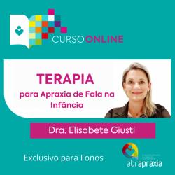 Detalhes do eventos Curso Online de Terapia para Apraxia de Fala na Infância - Exclusivo Fonoaudiólogos