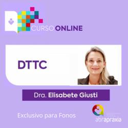 Detalhes do eventos Curso Online Introdução ao Método DTTC - EXCLUSIVO Fonoaudiólogos