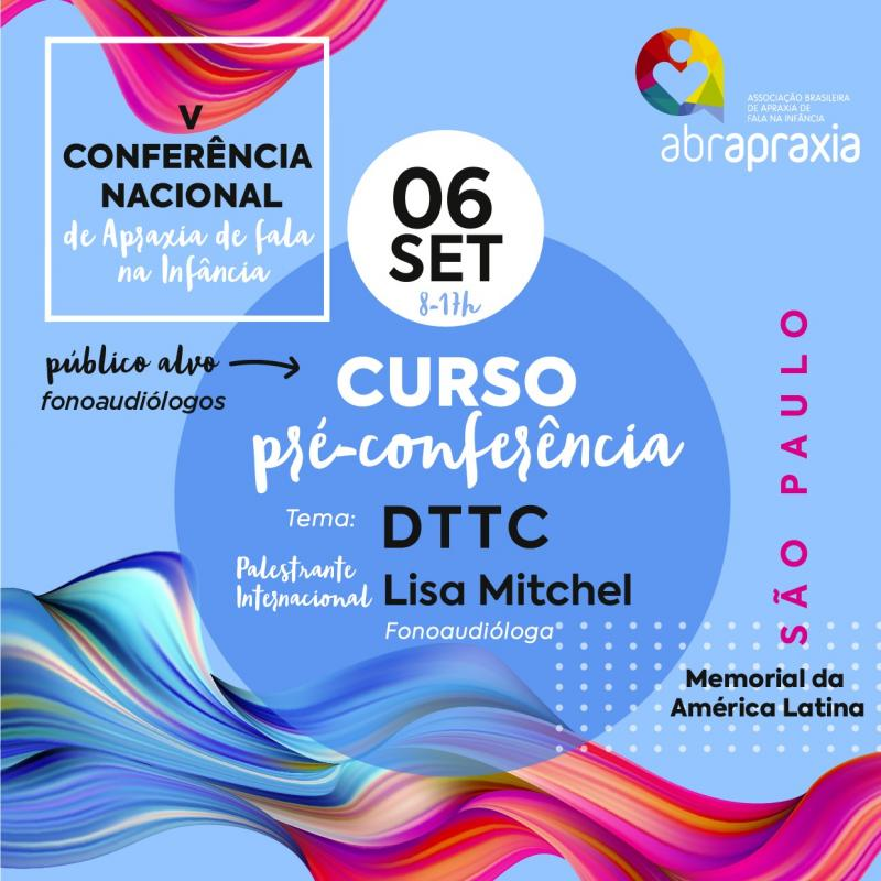 Curso Pré-Conferência Internacional - V Conferência